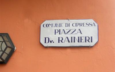 Piazza Raineri 1, Lingueglietta